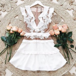 For Love & Lemons Laney Lou Dress