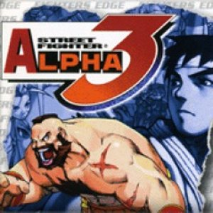 STREET FIGHTER ALPHA 3 (PSOne Classic) on PS3, PS Vita