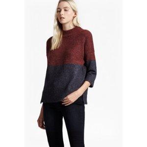 RSVP Colour Block Knit Jumper   Sale   French Connection Usa
