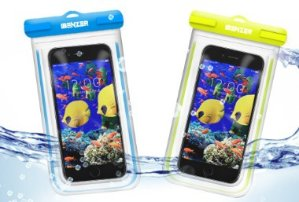 BOGO $9.99 iBenzer Premium Universal Waterproof Case Bag