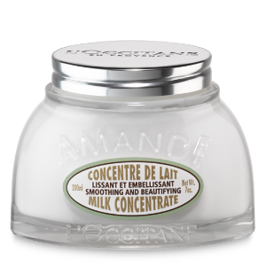 Body Skin Smoothing Lotion │ Almond Milk Concentrate L'Occitane