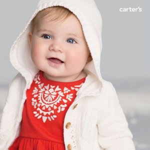 50% Off + Extra 25% Off $40+ Labor Day Great Sale @ Carter's