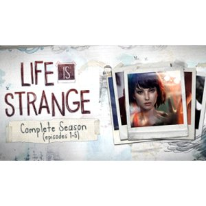 Life is Strange: Complete Season (Episodes 1-5)