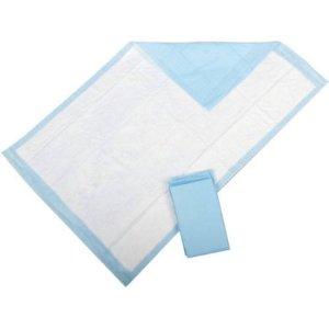 Medline Absorbent Disposable Fluff Underpads, 23