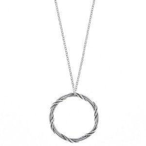 Ribbon & Reed™ Signature Romance Circle Pendant @ Peter Thomas Roth Fine Jewelry