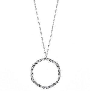 Ribbon & Reed™ Signature Romance Circle Pendant @ Peter Thomas Roth Fine Jewelry