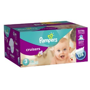 Pampers Cruisers Diapers, Economy Pack Plus | Jet.com