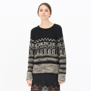 Gin Sweater - Fall-Winter Collection - Sandro-paris.com