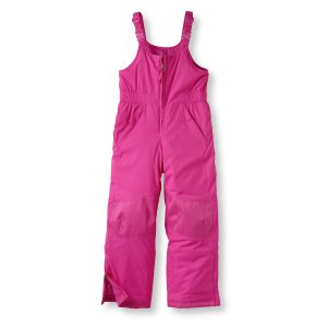 Kids' Kids Cold Buster Snow Bibs | Now on sale at L.L.Bean