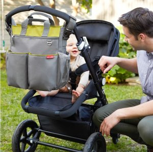 As Low As $31.99SKIP*HOP® Diaper Bags Clearance