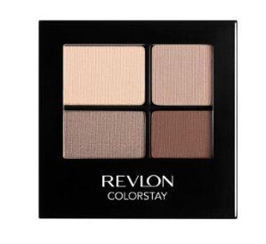 $5.12 REVLON Colorstay 16 Hour Eye Shadow Quad, Addictive, 0.16 Ounce