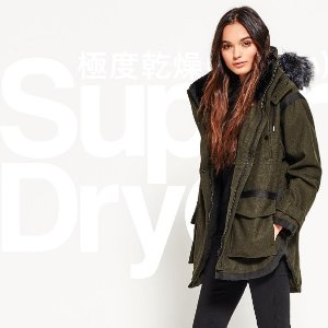 50% OffJackets Sale @ Superdry