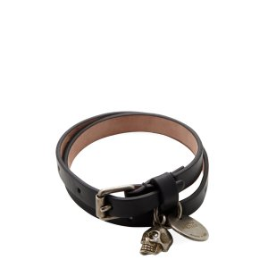 Leather Bracelet by Alexander McQueen at Gilt