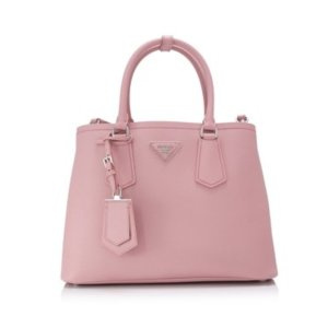 Prada Saffiano Cuir Double Bag 30cm