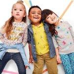 Kids Apparel Big Rollbacks & Clearance @ Walmart