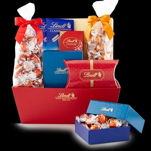 Celebrations Gift Basket - Milk Chocolate Selection