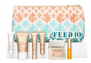 Free 7-pc Gift Setwith Orders over $75 @ Clarins