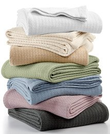 2016 Black Friday! 65% Off All Lauren Ralph Lauren Cotton Blankets & Throws