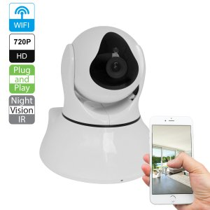 $39.99 R-Tech Tilt 2-Way Audio IP Camera