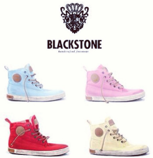 $58.96 Blackstone 'FL86' High Top Sneaker (Women) @ Nordstrom