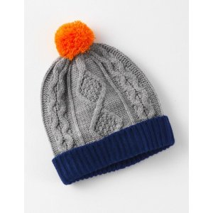 Knitted Hat 51041 Hats, Scarves & Gloves at Boden
