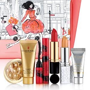 7 Free Fall Favorites with $35 order + Free Shipping@ Elizabeth Arden