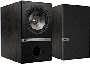 $299.00KEF Q100 发烧HIFI无源2.0书架音箱