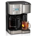 $49 Hamilton Beach 12-Cup Coffeemaker with Hot Water Dispensing