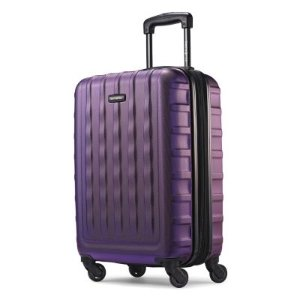 Today Only! $68.8 Samsonite Ziplite 2.0 20-Inch Hardside Spinner Carry-On