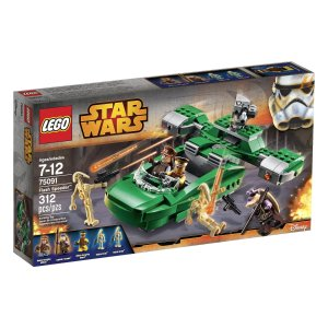 $20.99 LEGO Star Wars Flash Speeder