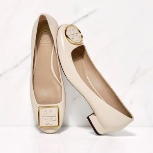 30% Off Twiggie Mismatched Low-heel Pump @ Tory Burch