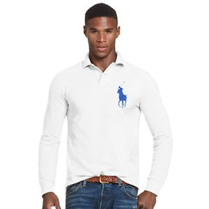 Slim Fit Cotton Mesh Polo - Slim Fit � Polo Shirts - RalphLauren.com
