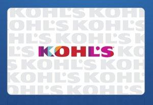 $10 for $15 Kohl's eGift Card @Groupon