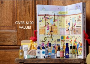 Dealmoon Exclusive!25 piece Advent Calendar for $55 + Free Shipping @ L'Occitane