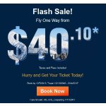 Fly From $40.1