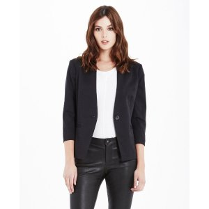 THE ELLIS BLAZER in TRUE BLACK | AG Jeans Official Store