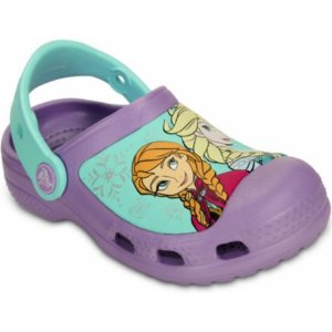 Little Kid's Crocs Classic Frozen Clog - frozen | Stride Rite