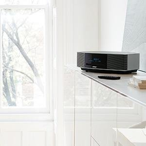 $399.00 Bose Wave Music System IV - Platinum Silver