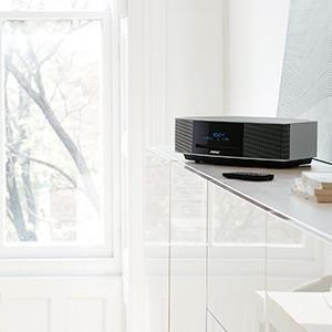 $399.00 Bose Wave Music System IV - Platinum Silver
