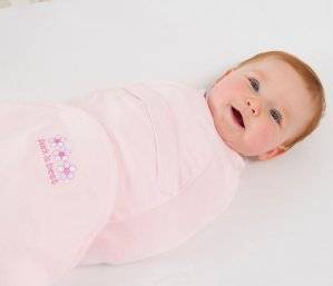 $12.99 Halo Swaddlesure Adjustable Swaddling Pouch, Small