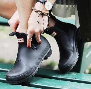 From £57 + Extra 15% Off Hunter Boots @ allsole UK