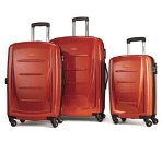 $249.3 Samsonite Winfield 2 Fashion Hardside 3 Piece Spinner Set