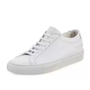 Common Projects Achilles Leather Low-Top Sneaker