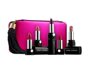 $49 Marc Jacobs Beauty Up All Night Five-Piece Petites Le Marc Lip Crème Collection @ Sephora.com