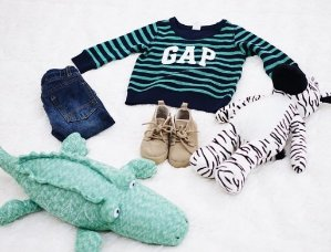 Extra 20% Off + Up To 50% OffKids And Baby Styles @ gap.com