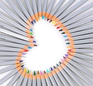 $9.99 史低价Ohuhu 彩色铅笔48件套