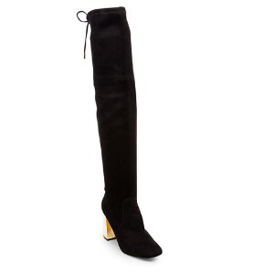 Candle Structured Knee-High Boots | Lord & Taylor