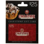 $25 Cold Stone Creamery Gift Card