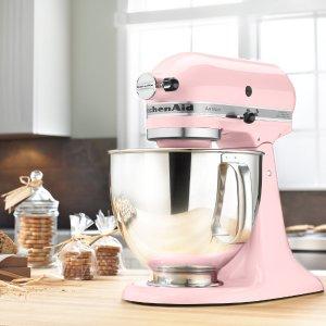 Starting From $229.97 Select KitchenAid Stand Mixers @ Bon-Ton