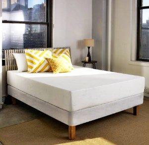 Lowest price! $357.98 Sleep Innovations Shea 10-inch Memory Foam Mattress, King